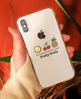 1048701 - <FI248_DM07> Fruity fruits iphone compatible case