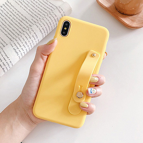 1048859 - <FI261_DM> pastel Strap iPhone compatible case