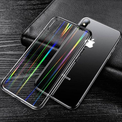 1048860 - <FI262_DM> Hologram nano glass iphone compatible case