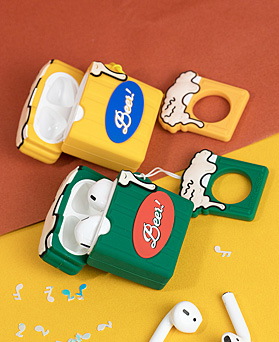 1048928 - <AP0446> Beer Cheers AirPods Compatible case