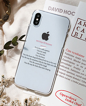 1048995 - <IP0042> Movie lettering iphone compatible case