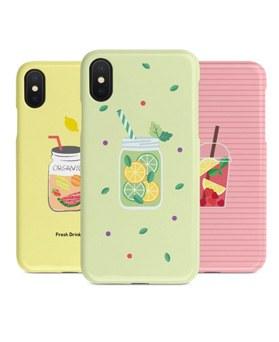 1049023 - <GP0023> Fruit drink galaxy case