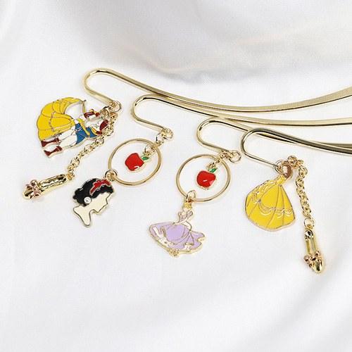 1049039 - <BK075> [handmade] sweet princess bookmarks
