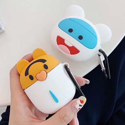1049057 - <AP0479> Toktok Cartoon AirPods compatible case