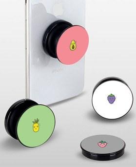 1049064 - <GR033> Mini Fruit Illustrations Smart Talk