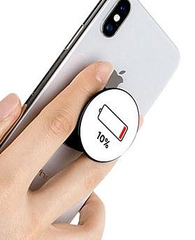 1049066 - <GR035> Battery Illustration Smart Talk
