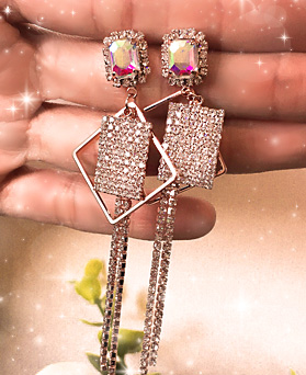 1049073 - <ER2166_CB15> Splendid long earrings