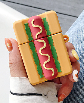 1049076 - <AP0476> Great Hot Dog AirPods Compatible Case