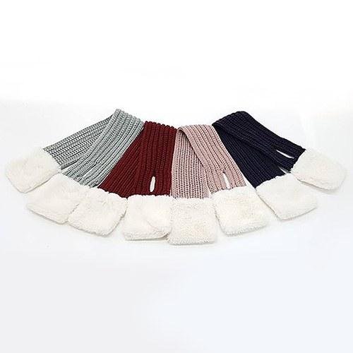 1049080 - petit knit Fur muffler
