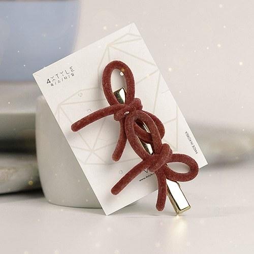 1049128 - <HA743_EB03> Rudy ribbon hairpin