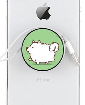 1049142 - <GR046> daily animal Illustration Smart Talk