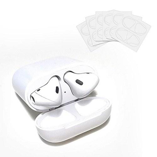 1049176 - <AP0482> [order runaway] 6 pieces of transparent & white airpot compatible iron powder prevention sticker