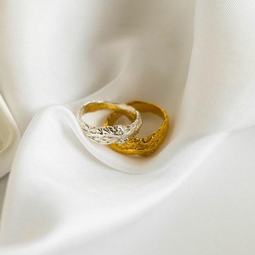 1049214 - <RI867_AD03> [Silver] romance ring