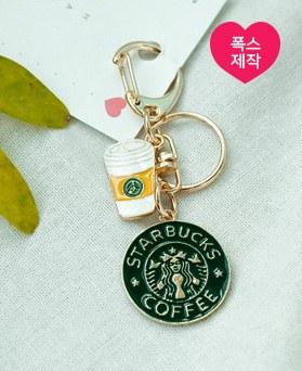 1049240 - <AP0527> [handmade] Takeout Coffee Key Ring