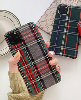 1049269 - <IP0065> check fabric iphone compatible case