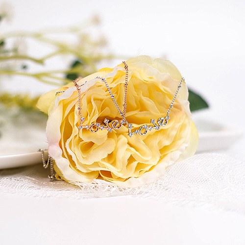 1049271 - <NE582_BA20> sweet love necklace