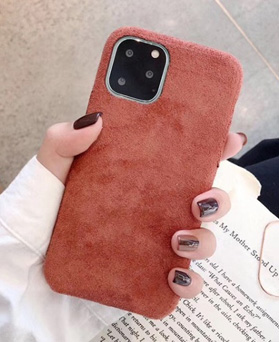 1049313 - <IP0067> basic suede iphone compatible case