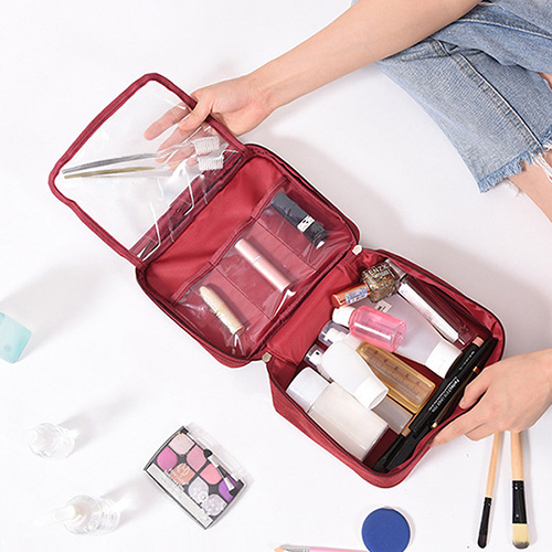 1049450 - <FI309> Travel Cosmetics Pouch