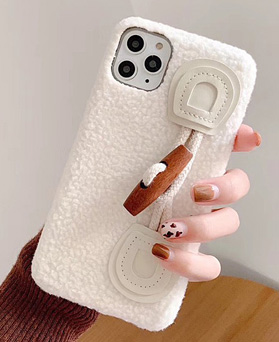 1049463 - <IP0074> Duffel coat iphone compatible case