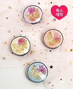 1049520 - <GR058> [handmade] Flower Flower Butterfly Smart Talk