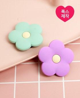 1049521 - <GR059> [handmade] cute pastel Flower Smart Talk