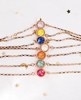 1049533 - <BC805_IE13> [Swarovski] petit Swarovski bracelet