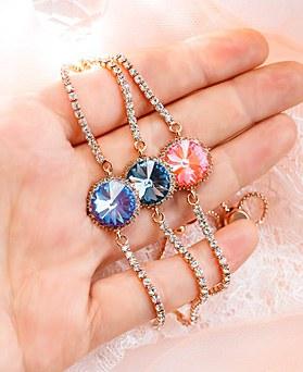 1049485 - <BC804_HA14> [Swarovski] bling bijou bracelet