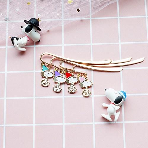 1049552 - [handmade] cutie puppy Bookmark