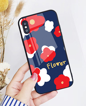 1049563 - Vivid Flower iPhone compatible case