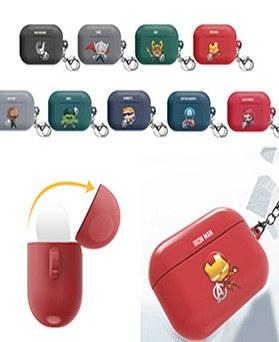 1049707 - [Disney Genuine] marble cute Hero AirPod Pro compatible case