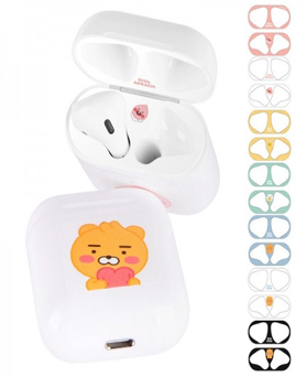 1049931 - [Cacao Genuine] Little friends AirPod compatible iron-resistant sticker