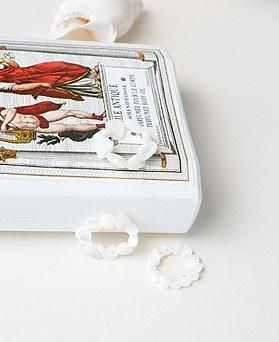 1049966 - <RI879_AD07> Bao heart pearl ring