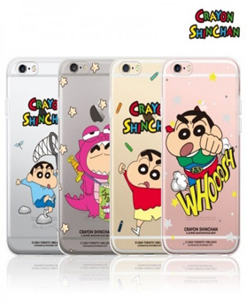 1049983 - [Chan-gu genuine] Cang-gu can't stop clear iPhone compatible case