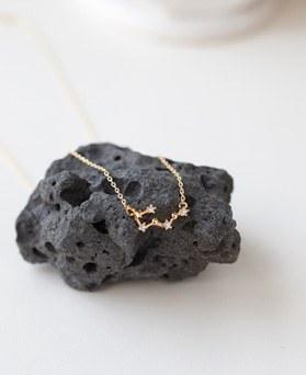 1049985 - <NE603_BB02> Mine Constellation necklace