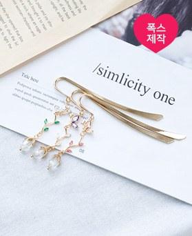 1050049 - <AP1019> [handmade] Bell Flower Bookmark