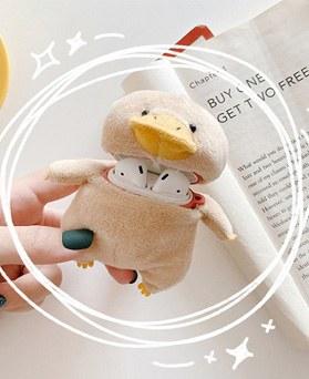 1050165 - Cute Air Duck & Air Pod Pro compatible case