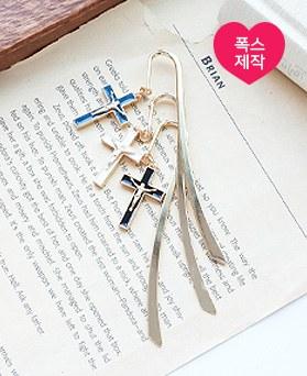 1050197 - <AP1115> [handmade] jesus cross bookmark