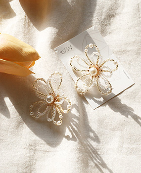 1050239 - Pros pearl earrings